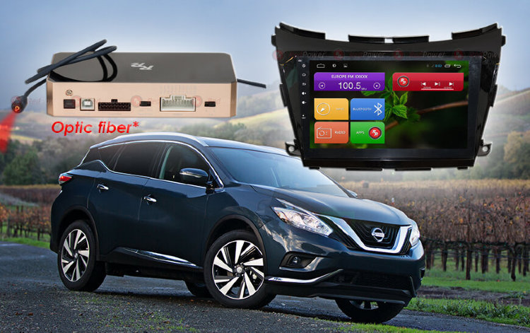 Nissan Murano II 2016+ ШГУ Redpower 31311 IPS
