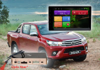 Toyota Hilux ШГУ Redpower 31186 IPS