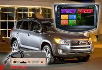 Toyota RAV4 2007-2012 ШГУ  Redpower 31018 IPS