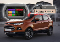 Ford EcoSport 2 2012+ ШГУ RedPower 31250 DVD