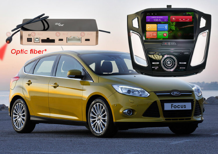 Ford Focus 3 ШГУ Redpower 31150 IPS